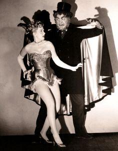 Abbott & Costello Meet Dr. Jekyll & Mr. Hyde, dir. by Charles Lamont (1953).