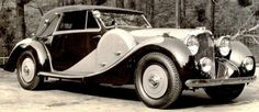 1938 Lagonda.
