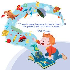 Build a library of award-winning hardcover books for a child you love. You can add a bookcase, bookbag, bookend or hanging bag to hold the library. Cute Illustration, Character Illustration, Library Posters, Murals For Kids, Cartoon Books, Library Displays, Book Week, Cute Images, Book Lovers