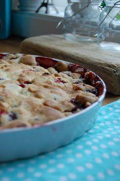 Cirkusvillan: Rabarberpaj utan rabarber Pie, Desserts, Garden, Food, Pinkie Pie, Tailgate Desserts, Pastel, Garten, Meal