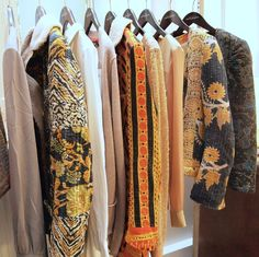 Antik Batik A/W 2012 collection
