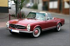 1964 Mercedes-Benz 230SL Pagoda ♥