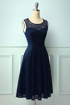 Illusion Neckline Dress, Lace Bridesmaids, Lace Midi Dress, Princess Seam, Navy Women, Illusions, Vintage Ladies, Bodice, Curves