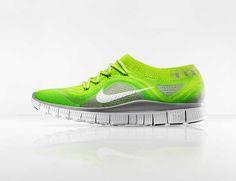 Nike Free Flyknit | Soy Corredora