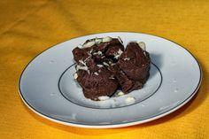 Mery Decay: Čokoládovo-banánová zmrzlina (vegan)