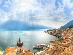 Eight destinations for an eco-friendly escape – Lonely Planet :Lake Garda, Italy Verona, Travel Words, Sustainable Tourism, Galapagos Islands, Lake Garda, Island Resort, Lake Como, Lonely Planet, Travel Inspiration