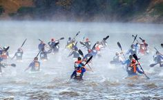 The Berg River Canoe Marathon 2019 takes place annually over 4 days in July. Starting in Paarl and finishing in Veldriff. Days In July, Marathons, Canoe, West Coast, South Africa, African, River, Activities, Adventure