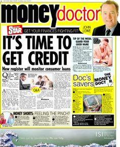Irish Daily Star Money Doctor column Thursday 15th June 2017 Q