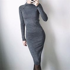 This item is HOT! Women Sweater Dre... click 2 order  http://i-saledresses.myshopify.com/products/women-sweater-dress-spring-autumn-long-sleeve-dress-sexy-bodycon-bandage-knitted-dresses-elastic-skinny-sweater-maxi-vestido2017?utm_campaign=social_autopilot&utm_source=pin&utm_medium=pin   We Ship Internationally!