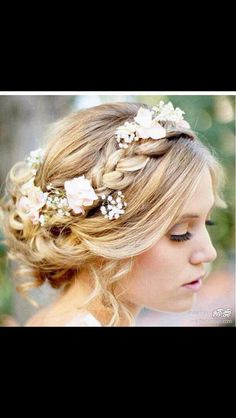 My hair for prom 2014!:)