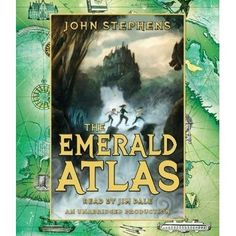 """Called """"A new Narnia for the tween set"""" by theNew York Timesand perfect for fans of theHis Dark Materialsseries,The Emerald Atlasbr..."""