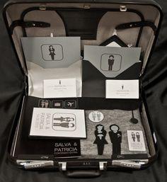 Unusual wedding kit. #design #packaging #wedding