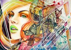 50 Awesome and Mind blowing Watercolor Paintings For Your Inspiration!