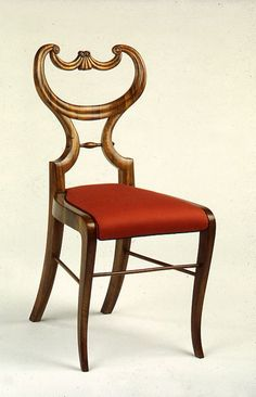 1830 Austrian Side chair at the Art Institute of Chicago, Chicago