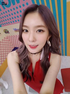 Irene (Red Velvet) - MTV The Show Selca