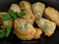 Buñuelos de alcachofa Vamos con una receta de cocina familiar y de temporada, como son unos riquísimos buñuelos de alcachofa. Un plato sencillo de pre...