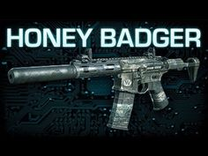 Honey Badger : Call of Duty Ghosts Weapon Guide & Gun Review