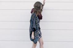 Poncho x Plaid  Old Navy TOBRUCK AVE #OldNavyStyle