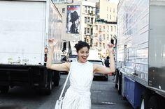 Street Style: Spring 2015 New York Fashion Week – Vogue