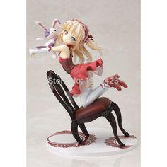 Aliexpress.com : Cool! Sexy Figures Japan Mädchen Leben der haus Feder wrasse chuan kleine dove WF begrenzte 17 cm Brust Anime Puppe Modell spielzeug von verlässlichen mädchen puppe spielzeug-Lieferanten auf shaunyang Crafts Store kaufen