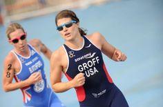 Olympic Triathlete: Sarah Groff