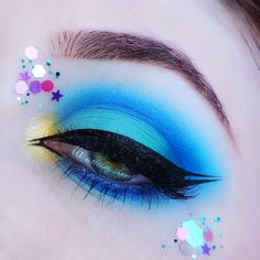 Ariel Make Up ~ Make Up & Beauty with a Princess Touch: ♕ Make Up Look ~ Tropical Eyes ♕