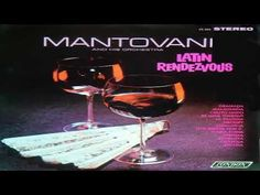 Mantovani and his Orchestra - Latin Rendezvous GMB Cd Cover Art, Lp Cover, Easy Listening, Vinyl Cd, Vinyl Records, 6 Music, Music Songs, Music Covers, Album Covers