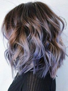 2017 spring ombre hairstyle