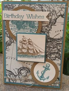 Another masculine card today, this time based on a sketch for the challenge at The Male Room. I have used some paper from the Typeset Speciality Series papers for the background of this card, with …