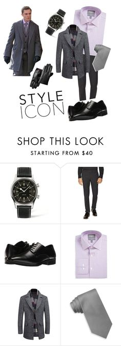 """""""chuck bass style"""" by aryaanelima on Polyvore featuring Longines, Brunello Cucinelli, Stacy Adams, Bonobos, Tommy Hilfiger, men's fashion and menswear"""