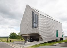 Leeuw House par NU architectuuratelier - Journal du Design