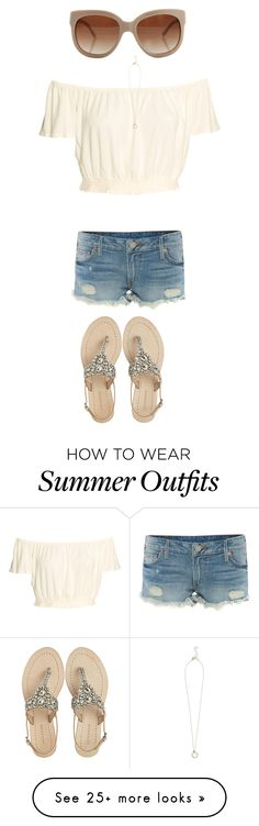 """""""Summer of 2016-outfit 15"""" by umanamelb on Polyvore featuring Antik Batik, True Religion, New Look and STELLA McCARTNEY"""