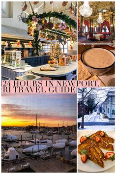 24 Hours in Newport, RI – A Complete Travel Guide (Winter Edition)