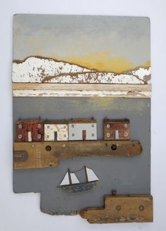 Love Kirsty Elson's work, wish I could have this in my home!