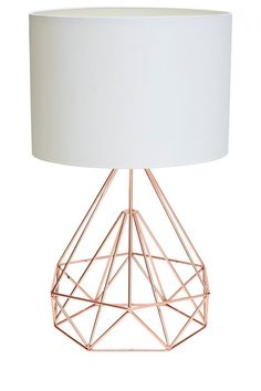 Ideas Bedroom White Gold Office Accessories For 2019 Room Decor Bedroom Rose Gold, Rose Gold Rooms, Bedroom Lamps, Copper Room Decor, White Gold Room, Bedroom Furniture, Bedroom Scene, Kid Furniture, Luxury Furniture