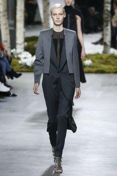 New York Fashion Week Fall 2014 - Hugo Boss Fall 2014