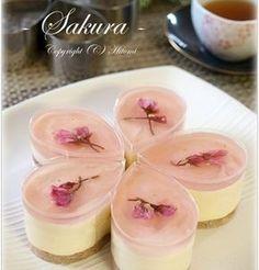 桜咲くティータイム♪春らしさ満点「桜スイーツ」レシピ | レシピブログ
