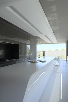277 Best Architect A Cero Images Contemporary Houses Modern - A-cero-architects-the-interior-of-an-office-in-madrid