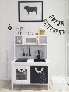 Ikea Hacks: Adorable Ideas To Remodel The Duktig Play Kitchen