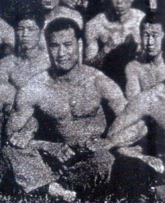 young and strong masutatsu oyama