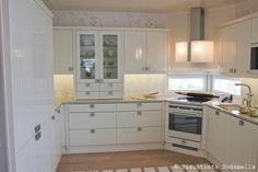 Sisustusta Sydämellä: Asuntomessujen keittiöitä
