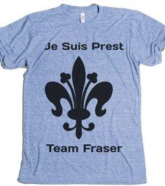 Je Suis Prest Team Fraser