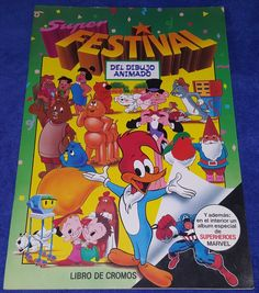 Superfestival del dibujo animado