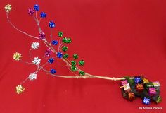 Árvore de Natal minimalista  Minimalist Christmas Tree