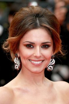 cheryl cole accenting her eyes