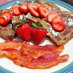 Cinnamon Raisin French Toast  - A delicious twist on French Toast that will make any morning a little brighter