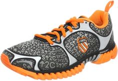 Kwicky Blade shoes from KSwiss - great for that Halloween run