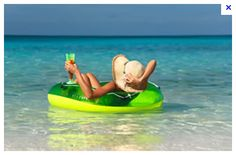Relax care free on the shallow show of cable beach. Beach Bum, Ocean Beach, Riu Hotels, Resorts, I Love The Beach, Beach Quotes, Island Life, The Life, My Happy Place