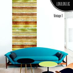 #ViniloDecorativo para #wrapping Vintage 01 usado en una pared / #DecorativeVinyl for #wrapping Vintage 01 used in a wall