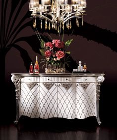 Hickory Manor House Buffet 44 In X 34 In Bright White Polished Rectang |  Products | Pinterest | Manor Houses And Products